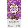 Alter Eco, Органические классические трюфели, черный шоколад, 120г (4,2унции)