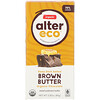 Alter Eco, Organic Chocolate Bar, Deep Dark Salted Brown Butter, 70% Cocoa, 2.82 oz (80 g)