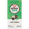 Alter Eco, Органические трюфели с мятным кремом, черный шоколад, 120г (4,2унции)
