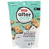 Alter Eco, Dark Chocolate Coconut Clusters, Original, 70% Cocoa, 3.2 oz (91 g)