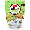 Alter Eco, Темный шоколад и кокос, семечками и солью, 3,2 унц. (91 г)