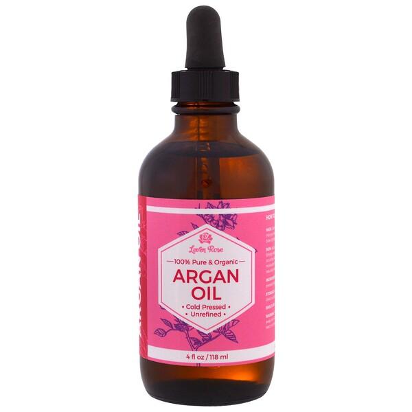100 % чистое и органическое аргановое масло, 118 мл (4 жидких унции)