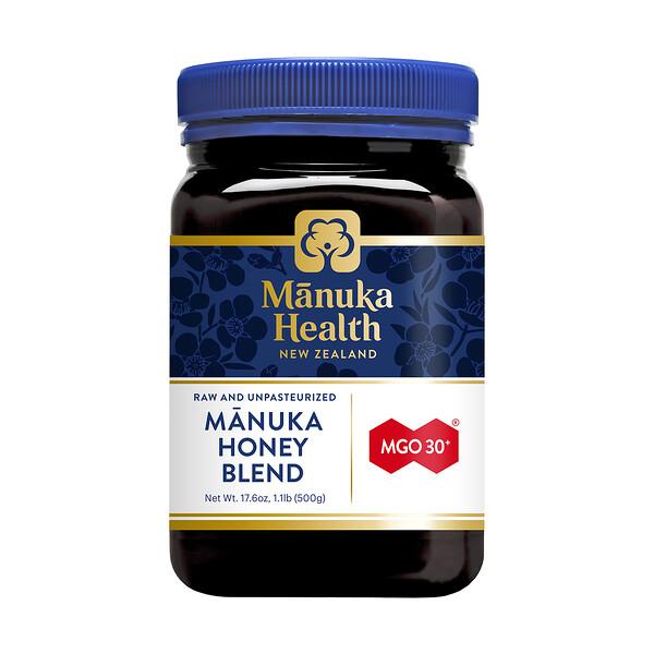 Manuka Honey Blend, MGO 30+, 1.1 lb (500 g)
