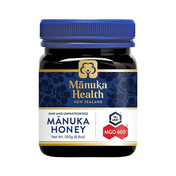 Мед мануки, MGO 400+, 250г (8,8унции)
