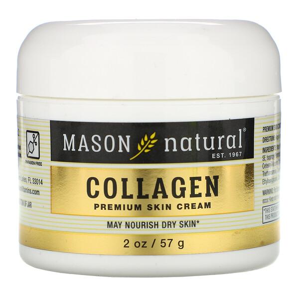 Collagen Premium Skin Cream, 2 oz (57 g)