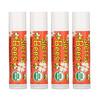 Sierra Bees, Органические бальзамы для губ, масло ши и аргановое масло, 4штуки в упаковке весом 0,15унции (4,25г) каждая