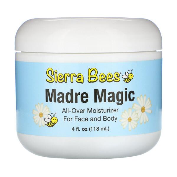 Madre Magic, многоцелевой бальзам из маточного молочка и прополиса, 118 мл (4 жидких унции)