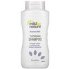 Mild By Nature, шампунь для густоты волос с B-комплексом и биотином, розмарин и мята, 473мл (16жидк.унций)