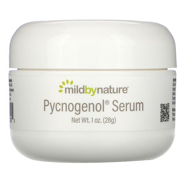 Mild By Nature, Сыворотка Pycnogenol (крем), успокаивающий и антивозрастной, 1унция (28г)