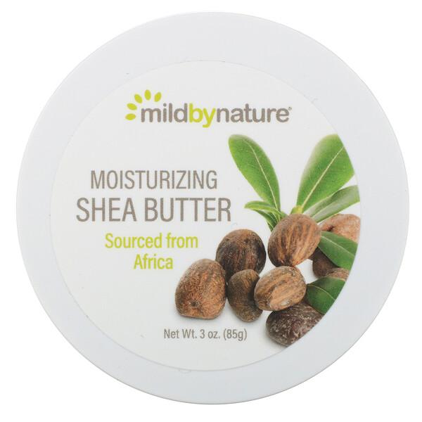 Mild By Nature, Увлажняющее масло ши, 85г (3унции)