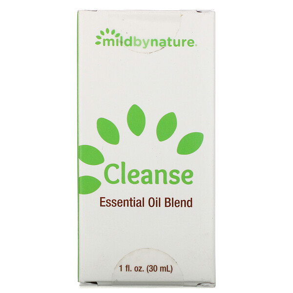 Cleanse, Essential Oil Blend, 1 fl oz (30 ml)