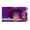 Mamma Chia, Organic Chia Squeeze, Vitality Snack, Blackberry Bliss, 8 Squeezes, 3.5 oz (99 g) Each
