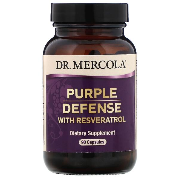 Purple Defense with Resveratrol, 90 Capsules