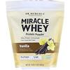 Dr. Mercola, Премиум добавки, чудесный сывороточный протеин в порошке с ванильным вкусом, 454 г