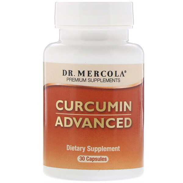 Куркумин с улучшенной рецептурой, 30капсул