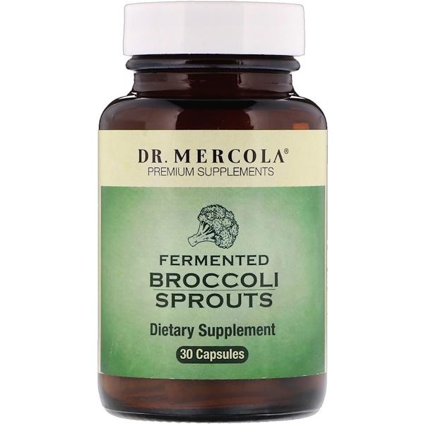 Ферментированные ростки брокколи, 30 капсул