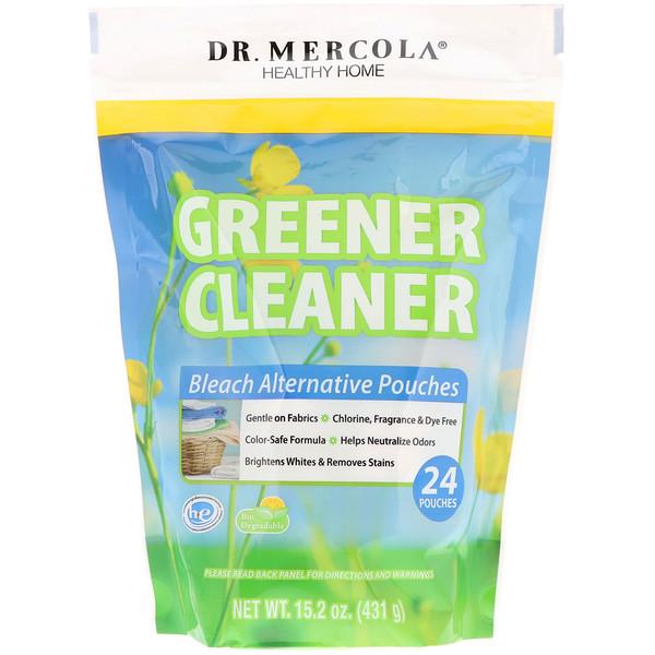 Еще более экологичное очищающее средство, Альтернатива отбеливателю в пакетах, 24 пакета