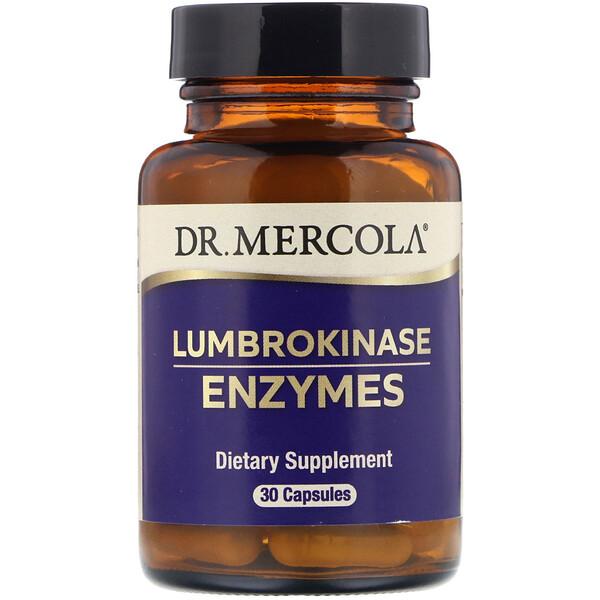 Lumbrokinase Enzymes, 30 Capsules