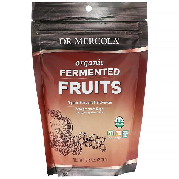 Органические ферментированные фрукты, 270г