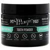 My Magic Mud, Отбеливающий зубной порошок, мята, 1,06 унции (30 г)