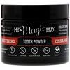 My Magic Mud, Отбеливающий зубной порошок, вкус корицы, 1,06 унц. (30 г)