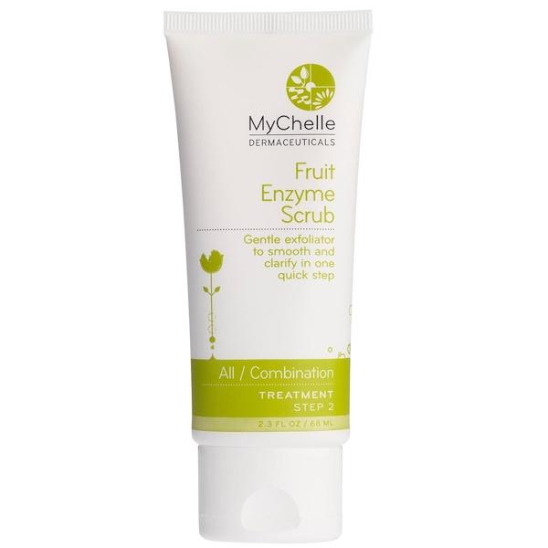 MyChelle Dermaceuticals, Fruit Enzyme Scrub, Normal, 2.3 fl oz (68 ml) (Discontinued Item)