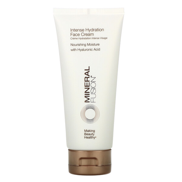 Mineral Fusion, Intense Hydration Face Cream, 3.4 oz (96 g)