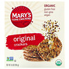 Mary's Gone Crackers, Крекеры, оригинальный вкус, 184г (6,5унции)