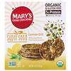 Mary's Gone Crackers, Крекеры Super Seed, лимон и укроп, 141г