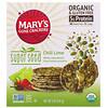 Mary's Gone Crackers, Крекеры Super Seed, перец чили и лайм, 141г