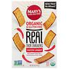 Mary's Gone Crackers, Крекеры Real Thin Crackers, кайенский перец, 141г