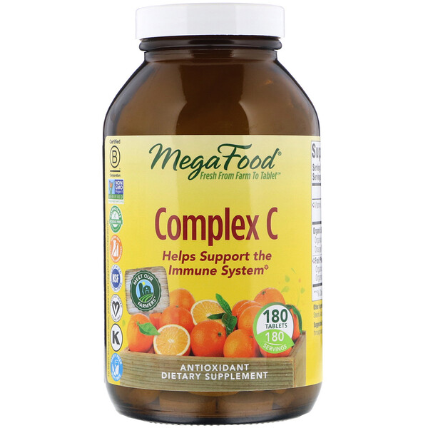 Комплекс C, 180 таблеток