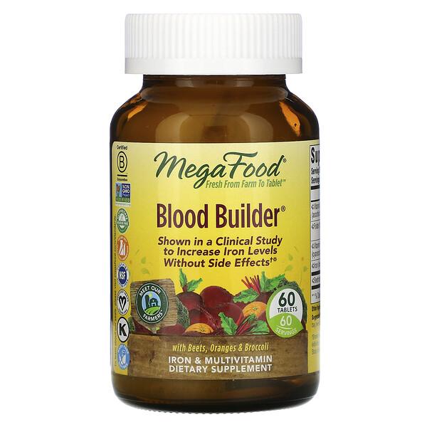 Blood Builder, 60таблеток