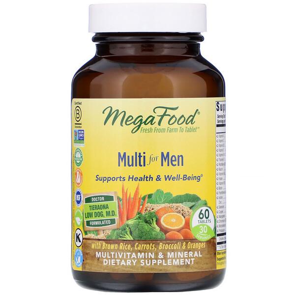 Мультивитамин для мужчин, 60 таблеток