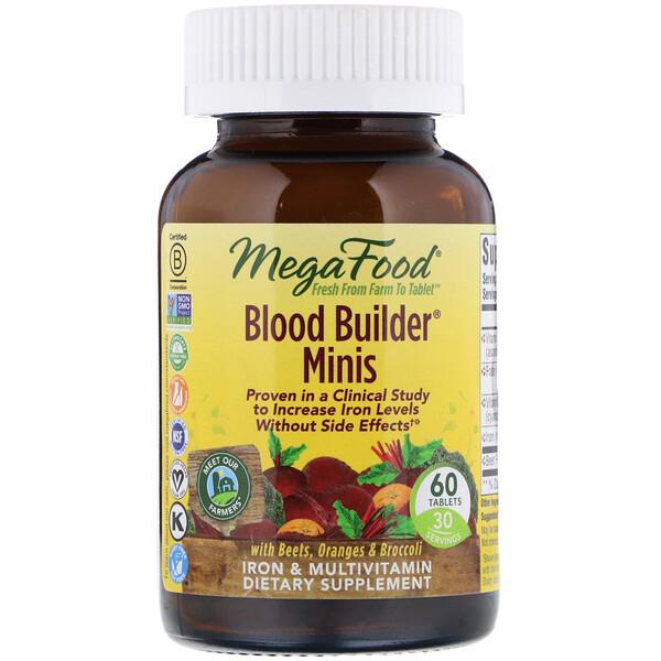 Blood Builder, 60мини-таблеток