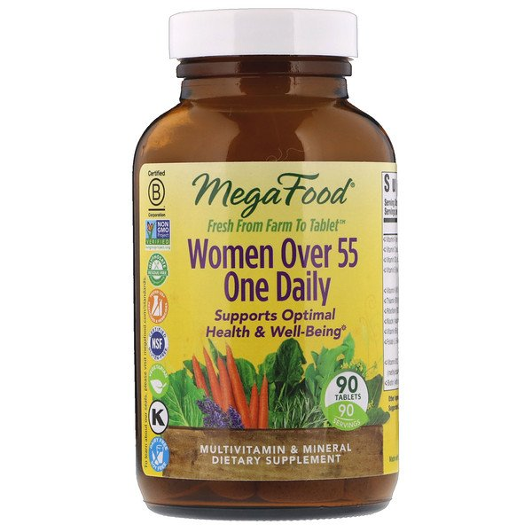 MegaFood, Women Over 55 One Daily
