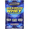 MHP, Maximum Whey, Milk Chocolate, 1.29 oz (36.7 g)