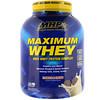 MHP, Сывороточная белковая смесь Maximum Whey, печенье со сливками, 5,01 ф. (2275 г)