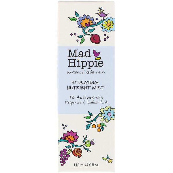 Mad Hippie Skin Care Products, увлажняющее питательное средство, 118 мл (4,0 жидких унции)