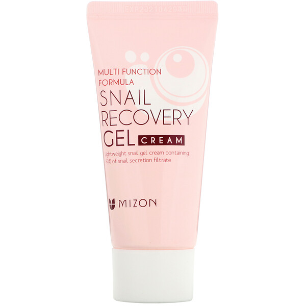 Snail Recovery Gel Cream, 1.52 oz (45 ml)