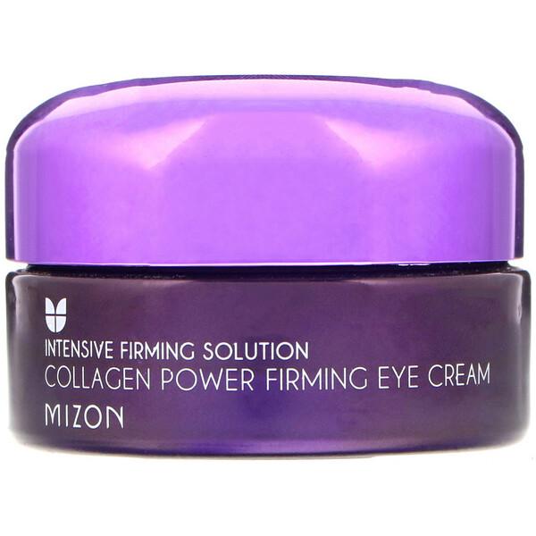 Mizon, Collagen Power, укрепляющий крем для век, 0,84 унции (25 мл)