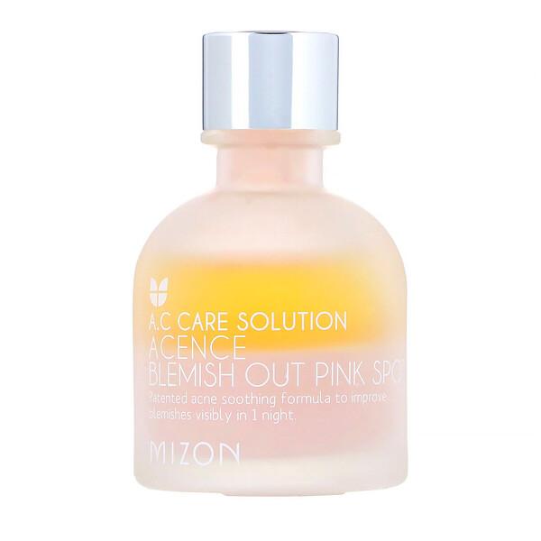 A.C Care Solution, Acence Blemish Out Pink Spot, 1.01 fl oz (30 ml)