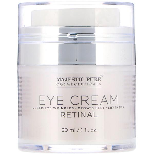 Majestic Pure, Крем для кожи вокруг глаз, ретинальный, 30мл (Discontinued Item)