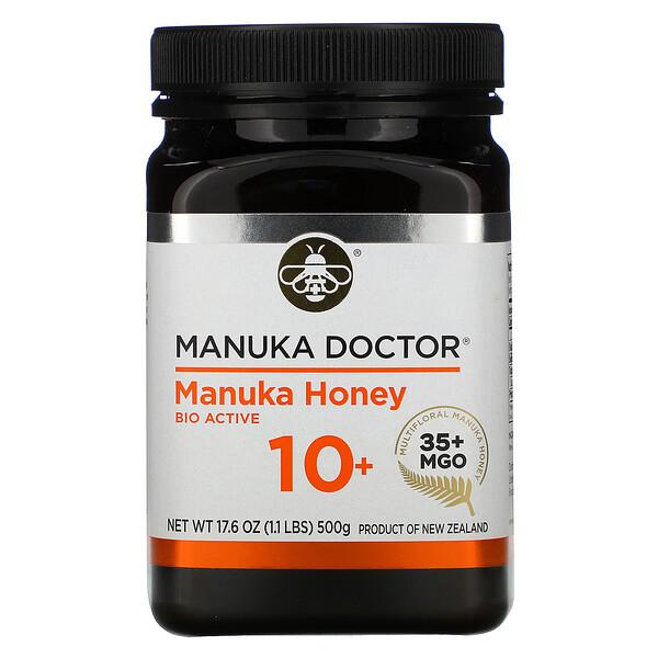 Manuka Honey Multifloral, MGO 35+, 17.6 oz (500 g)