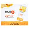 Manuka Doctor, 20+ Manuka Honey, 24 Sachets, 0.25 oz (7 g) Each