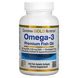 Carlson Labs, Wild Caught Super Omega-3 Gems, высокоэффективная омега-3 из морской рыбы, 600 мг, 250 капсул - iHerb