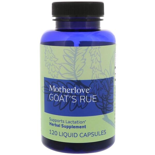 Goat's Rue, 120 капсул с жидкостью
