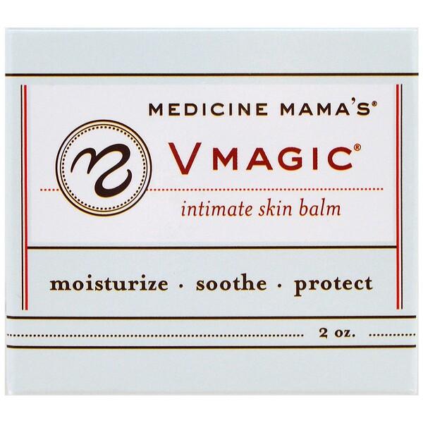 Vmagic, бальзам для интимной кожи, 2 унции