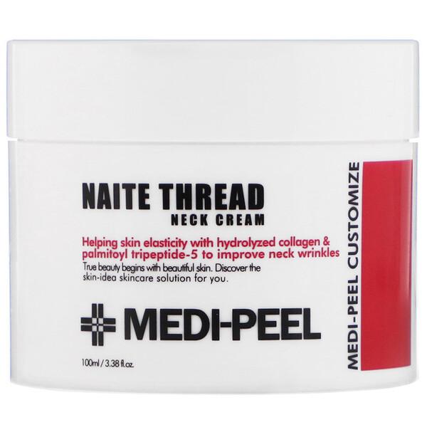 Medi-Peel, Naite Thread, Neck Cream, 3.38 fl oz (100 ml)