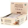 MusclePharm, Органические протеиновые батончики, арахисовое масло, 12 батончиков, 21,20 унц.(600 г)